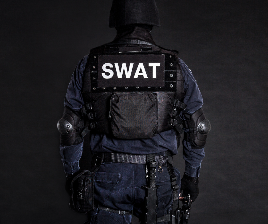 SWAT team incident Tracking